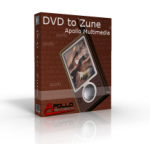DVD to Zune